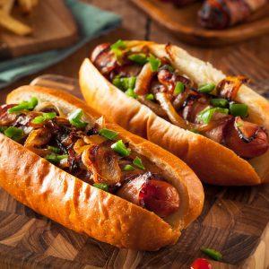Hotdogboxen